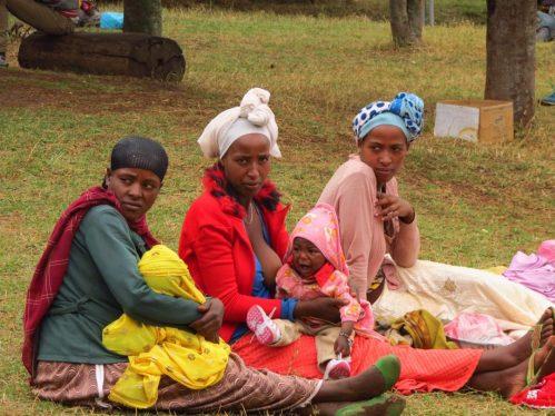 Apostamos por la excelencia y el liderazgo de las matronas etíopes para disminuir la mortalidad materna y neonatal africa