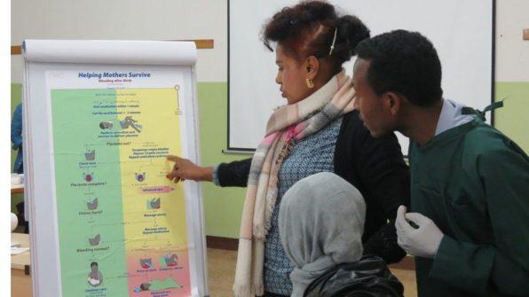 Comer para empoderarse y transformar Etiopía africa alegria gambo alegria sin fronteras