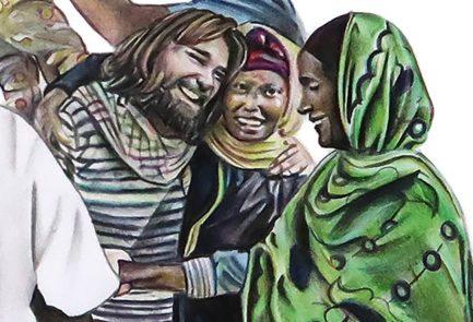 El peligro de idealizar la pobreza: No Siempre están sonriendo, no están siempre felices cuando no tienen nada africa