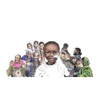 El peligro de idealizar la pobreza: No Siempre están sonriendo, no están siempre felices cuando no tienen nada