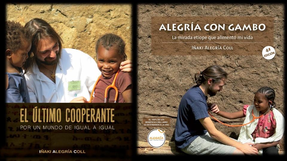 Libros Solidarios: Alegría con Gambo y El último cooperante africa alegria gambo alegria sin fronteras dr alegria etiopia