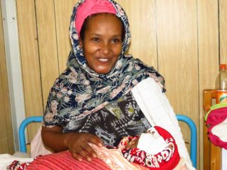Gracias por esta Alegría en el Hospital de Gambo de Etiopía africa alegria gambo alegria sin fronteras dr alegria