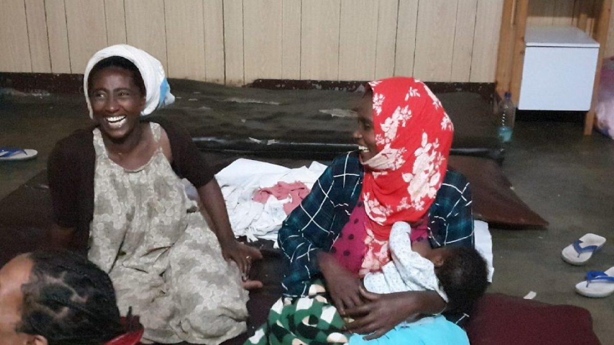 La Alegría se contagia más que el miedo en la epidemia de Sarampión de Gambo en Etiopía africa alegria gambo alegria sin fronteras dr alegria gambo