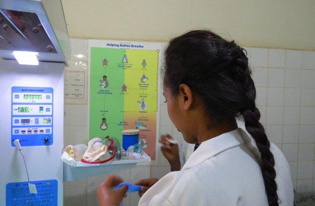 Gambo: El Hospital de la enfermería africa alegria gambo etiopia gambo
