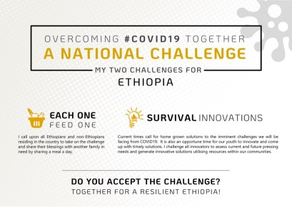 Do you Accept the Challenge? africa