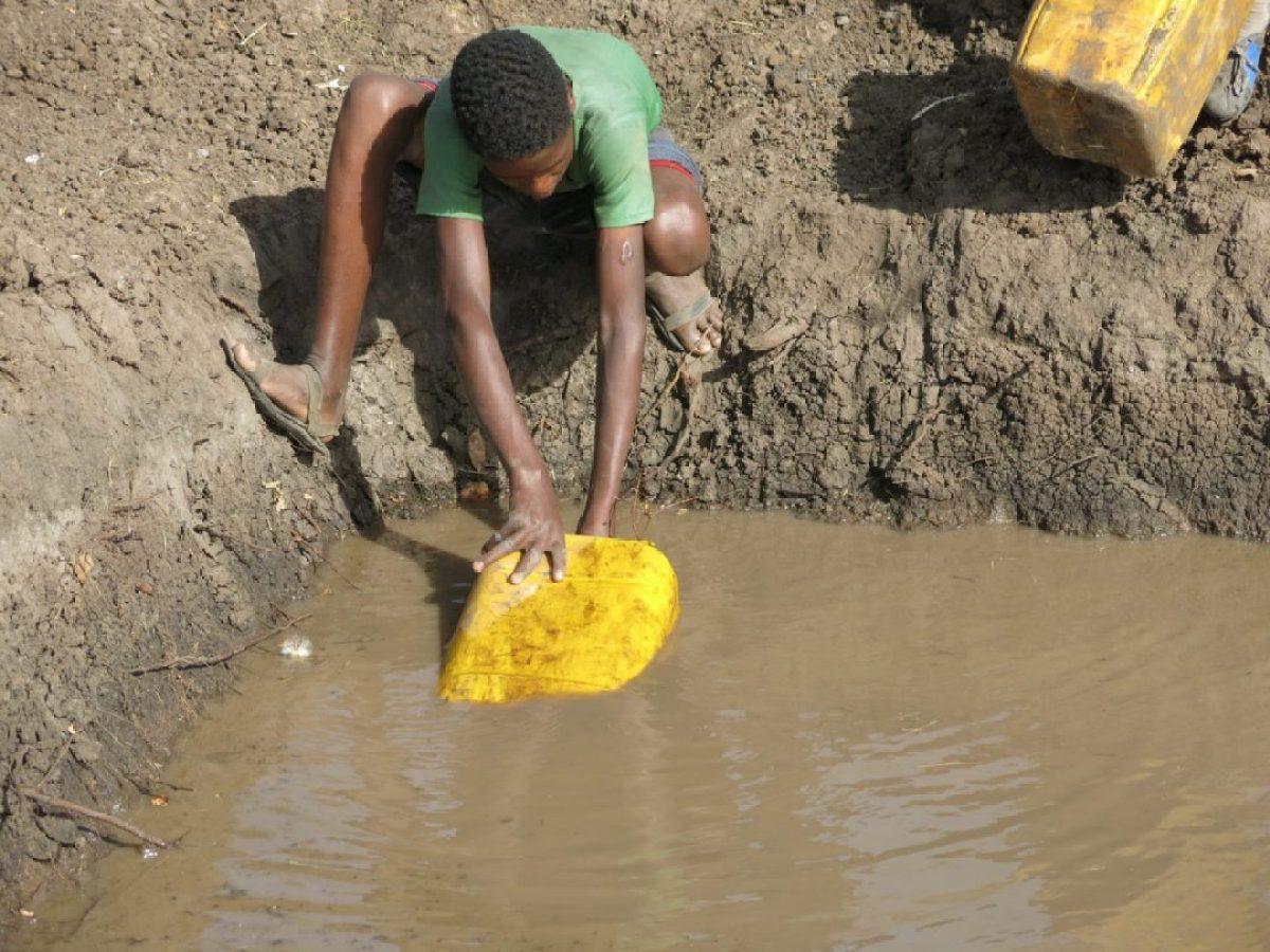 Imagina que no te pudieras lavar las manos africa etiopia