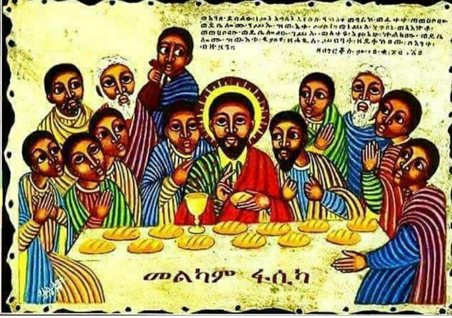 Melkam Fasika! Happy Easter to all my Ethiopian people all over the world africa