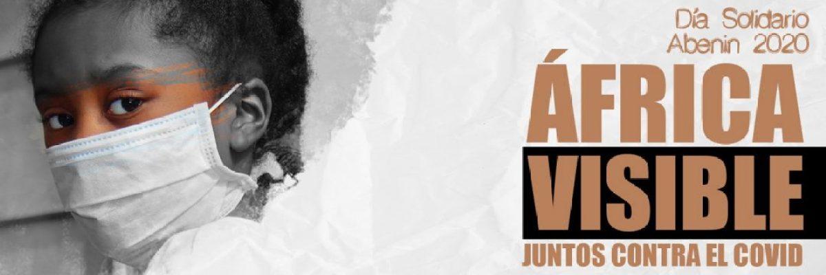 Lanzamiento de la Campaña #AfricaVisibleC19 africa alegria gambo alegria sin fronteras dr alegria etiopia gambo