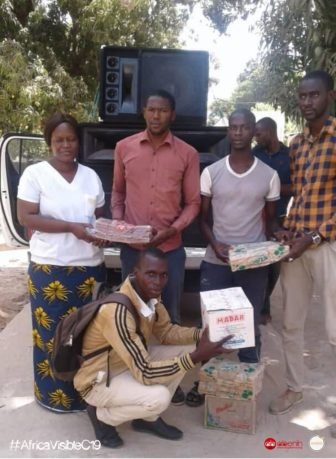 Senegal: Respuesta Sanitaria frente al COVID-19 africa alegria gambo alegria sin fronteras