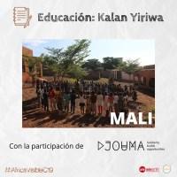 Djouma ONG se une a la campaña #AfricaVisibleC19