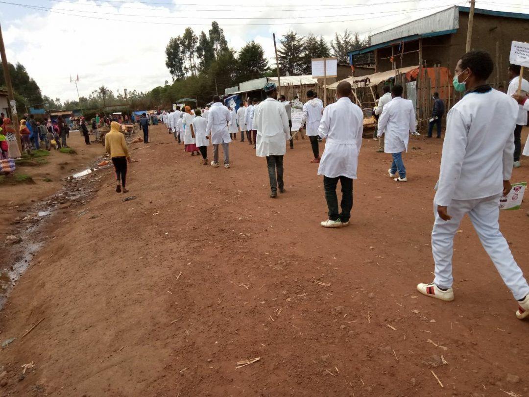 Etiopía: el desafío de reforzar el sistema sanitario para evitar el colapso alegria gambo alegria sin fronteras dr alegria etiopia gambo