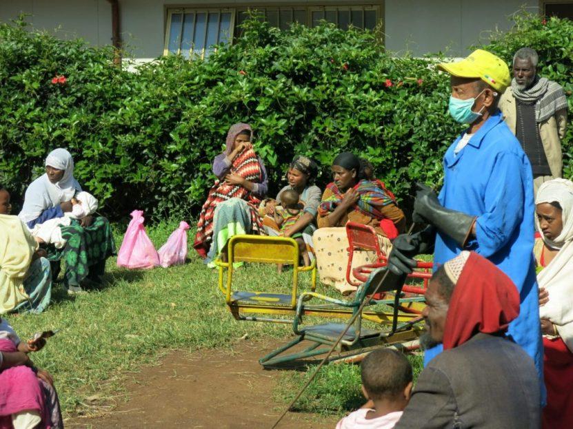 Día Mundial de la Asistencia Humanitaria: Brindar asistencia vital durante la pandemia africa