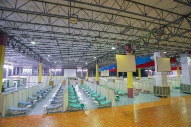 Hospital de campaña con 1000 camas (2)