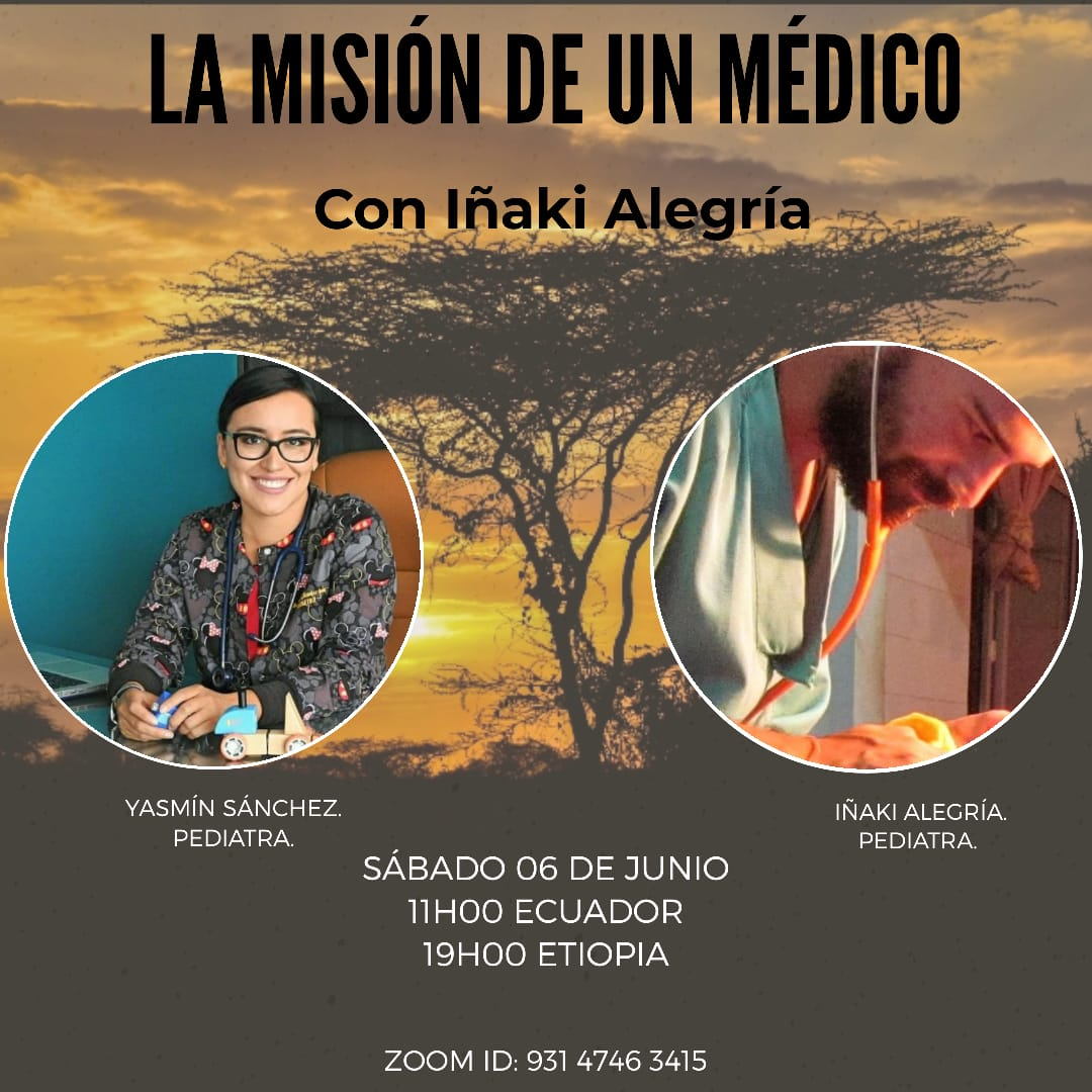 La Misión de un Médico - Entrevista al Dr Iñaki Alegría africa