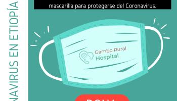 Contra la Triple Amenaza en Etiopía: Coronavirus, Hambruna y Sarampión actualidad africa coronavirus desnutricion dona emergencias hambre