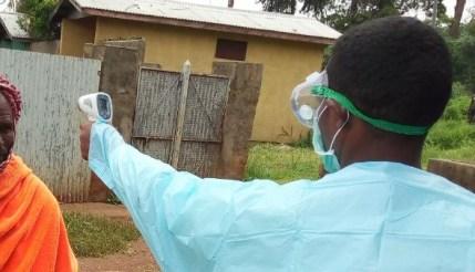Apoyamos Etiopía contra la Triple Amenaza: Coronavirus, Hambruna y Sarampión alegria gambo alegria sin fronteras