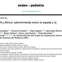 COVID-19 y África: sobreviviendo entre la espada y la pared