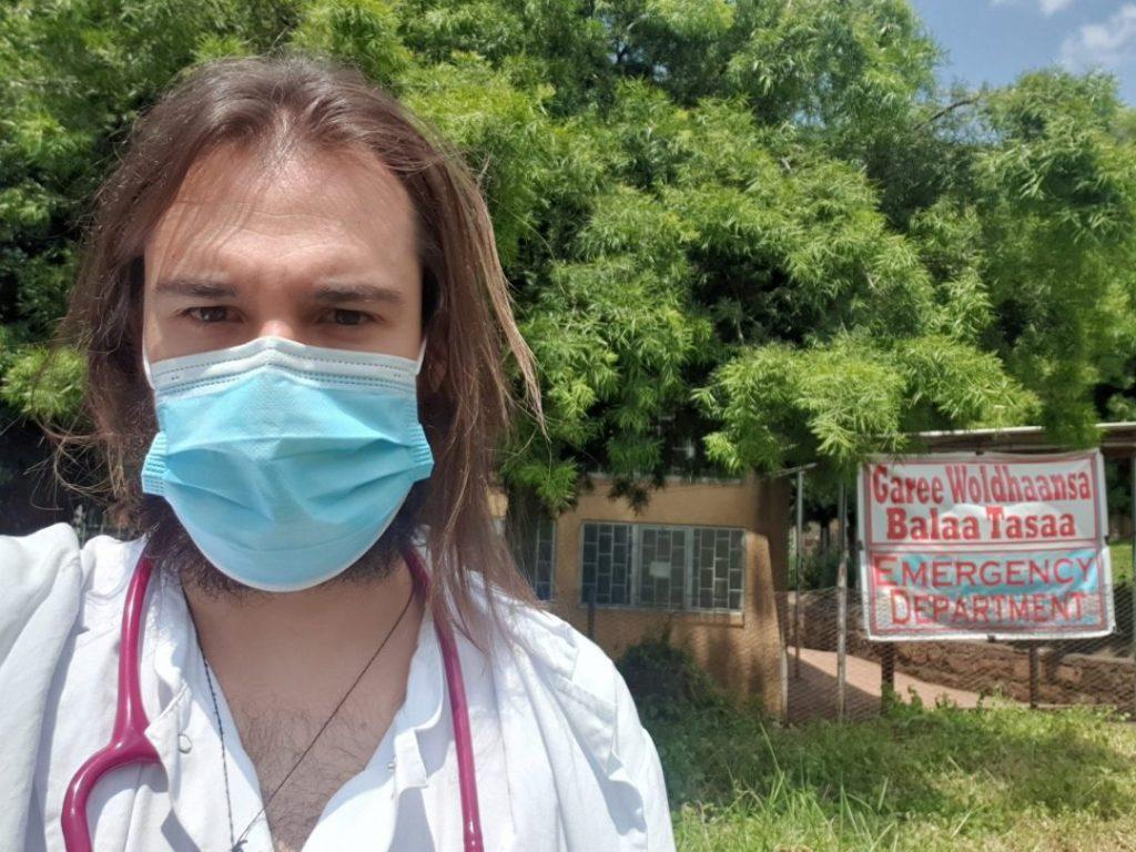 La Lucha en el Hospital de Gambo en tiempos de Coronavirus alegria gambo alegria sin fronteras etiopia