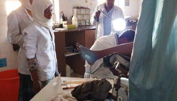 UCI Neonatal, una puerta de esperanza actualidad colabora cooperacion dona etiopia gambo gambo teaming