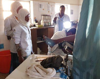 Giving Tuesday, un día para Dar con el Hospital de Gambo en Etiopía africa colabora comunicacion cooperacion dona teaming