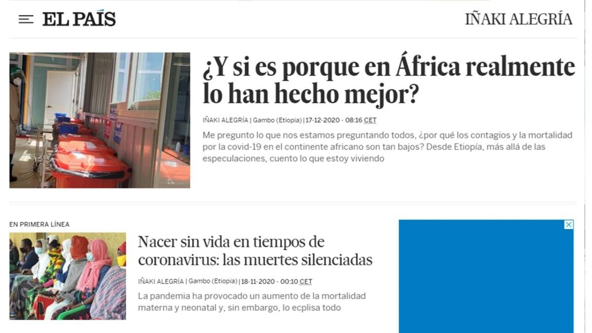 ¿Y si África no estaba desnuda ante la COVID19? #africavisiblec19 actualidad addis abeba africa coronavirus emergencias etiopia gambo noticias el pais
