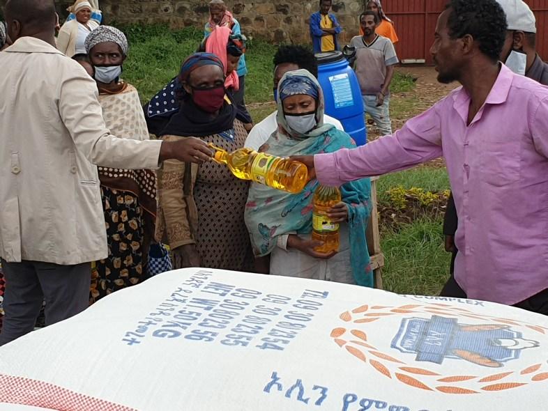 Empezamos. Feliz día africa alegria gambo coronavirus emergencias etiopia gambo