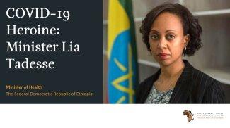 Mujeres etíopes en primera línea contra la COVID19 y otras enfermedades derechos humanos mujer