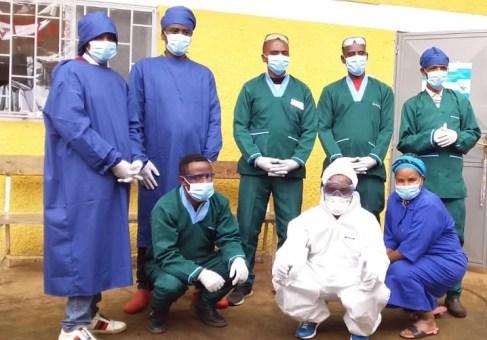 Etiopía: El COVID19 colapsa los hospitales de la capital actualidad Vacuna Covid19
