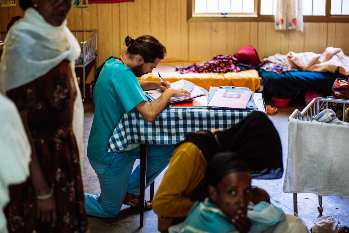 Actitud africa alegria gambo alegria sin fronteras coronavirus dr alegria etiopia gambo Vacuna Covid19