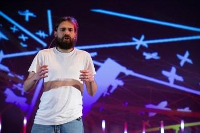 Me siento un privilegiado, estoy muy emocionado por haber participado TEDTalk actualidad Racismo TED