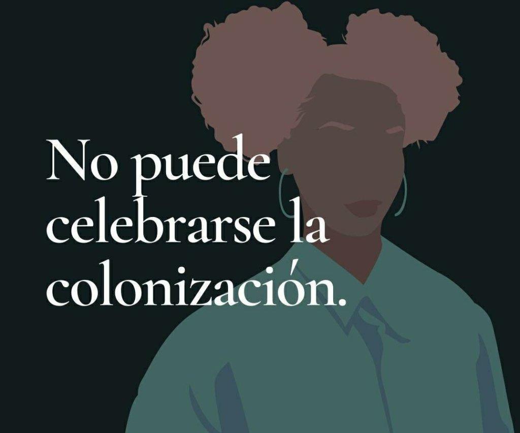 La lucha contra el racismo empieza aboliendo celebraciones racistas actualidad