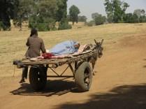 Ambulancia local
