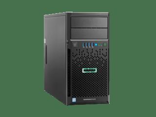 Servidor HP modelo HPE ISS ML30 Gen9