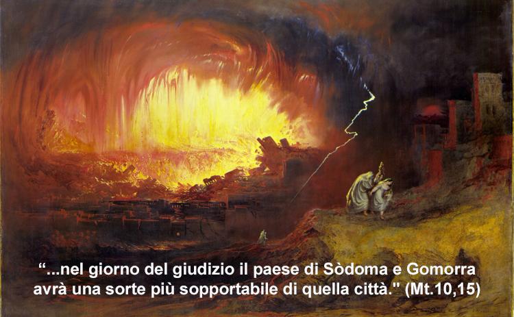 Sodoma e quel significato biblico cancellato dalla predicazione della chiesa moderna