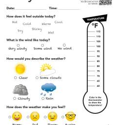 Weather Wise - Camp Cooper Online Environmental Learning Activites for K - 5th  Grade   Cooper Center [ 1294 x 1000 Pixel ]