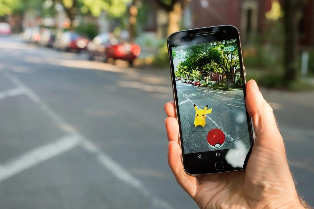 Pokemon Go by Cooper DuBois Portland