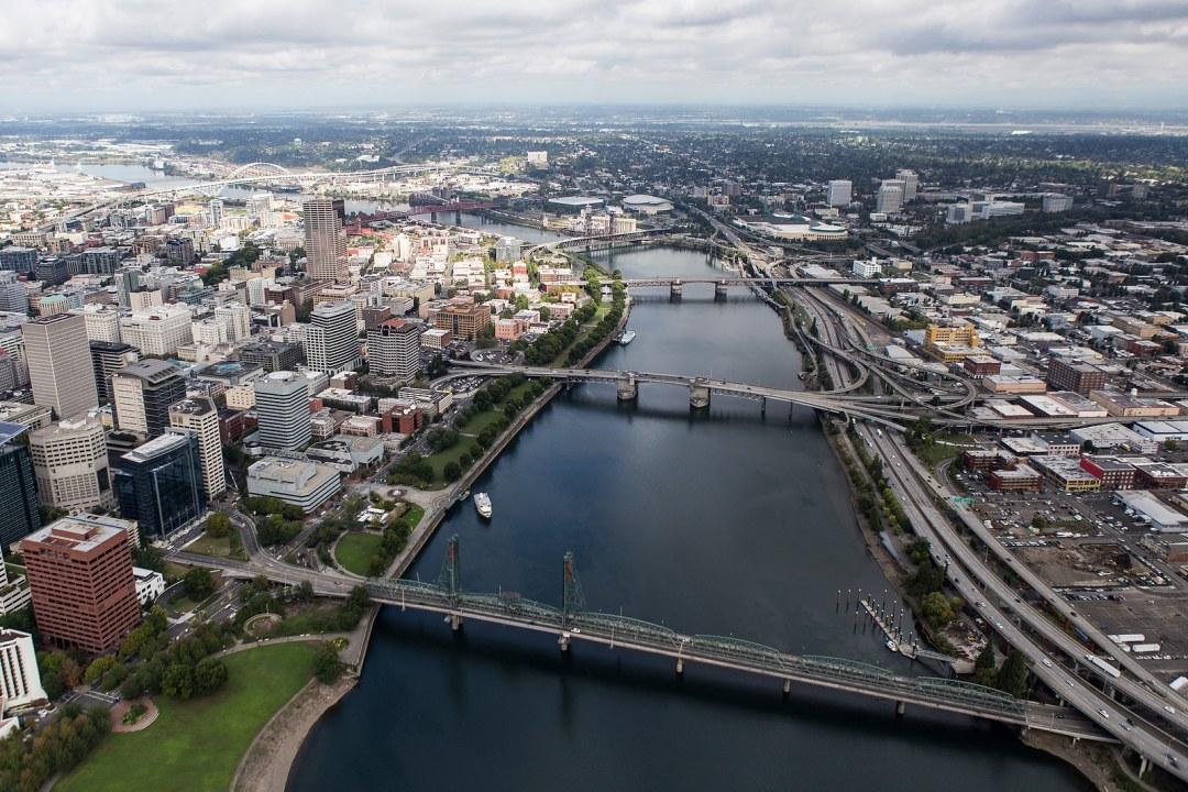 Portland, Oregon's largest city
