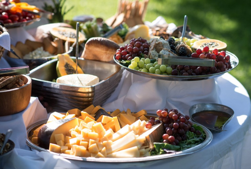 Catering Sides Outdoor