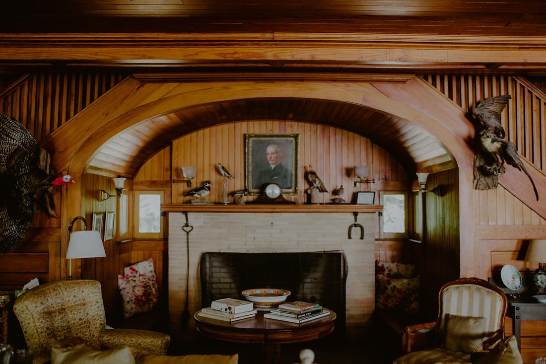 Catering at Watres Lodge at Lacawac