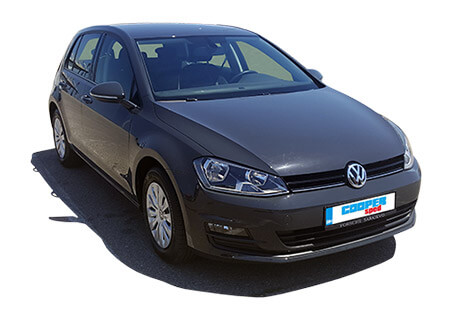 VW GOLF 7 1.2 TSI (2016)