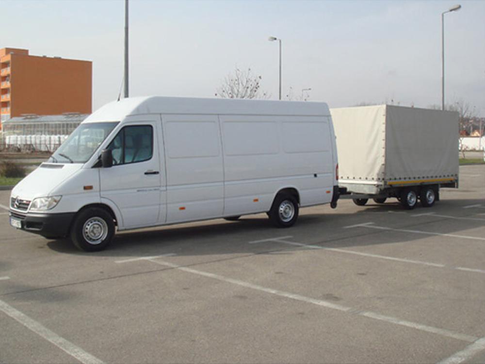 Cooperšped Transport Robe Banja Luka