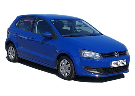 Volkswagen POLO 1.2 (2010)