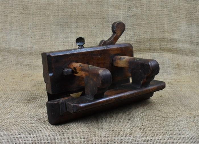 Wooden Plough Plane