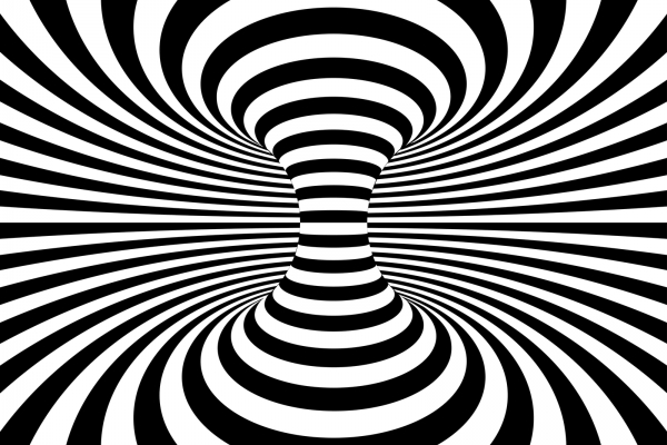 how optical illusions work