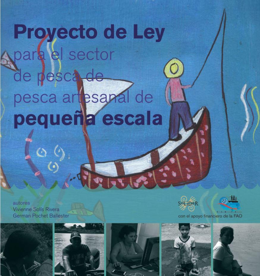 Proyecto de Ley Para el sector de pesca artesanal de Pequeña Escala