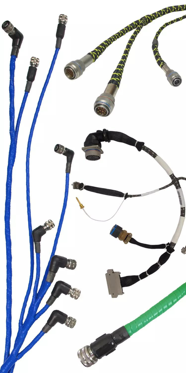 medium resolution of electrical wiring harnesses and cables