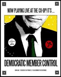DoneDemocraticMemberControl