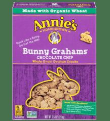 bunny grahams choc