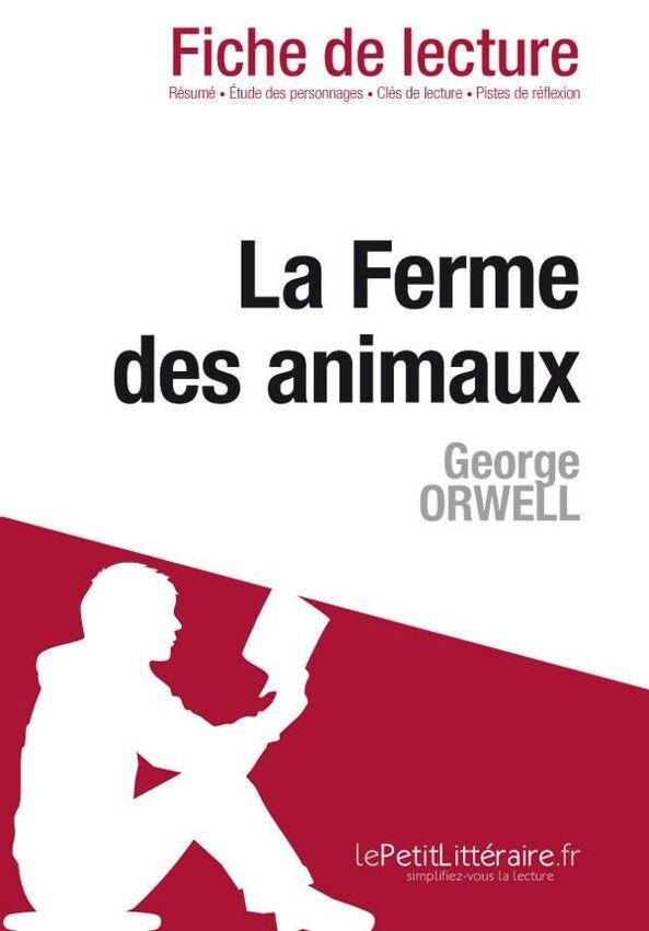 La Ferme Des Animaux Personnages : ferme, animaux, personnages, Ferme, Animaux, George, Orwell, (Fiche, Lecture), Maël,, Tailler