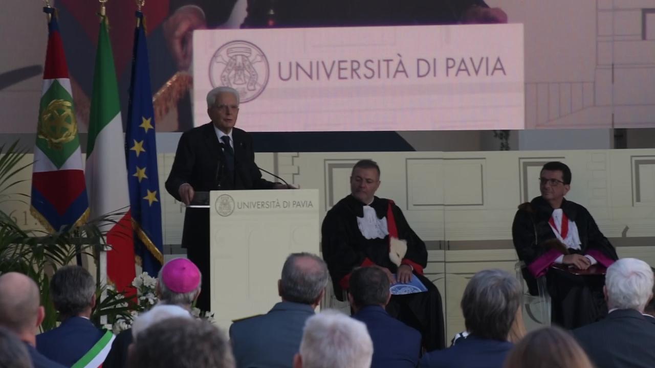 Read more about the article Inaugurazione Anno Accademico: il discorso del Presidente del Consiglio degli Studenti